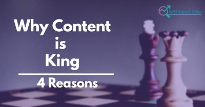 Why Content Is King-Top 4 Reasons