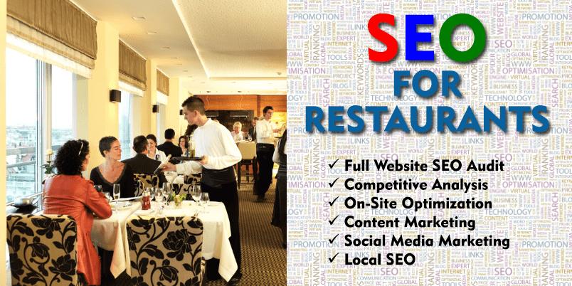 Restaurant Website SEO