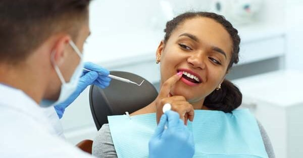 dentist website seo